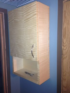 Custom Made Wall Cabinet