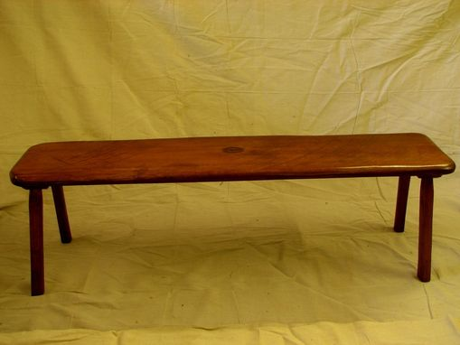 Custom Made Farm Kitchen Bench
