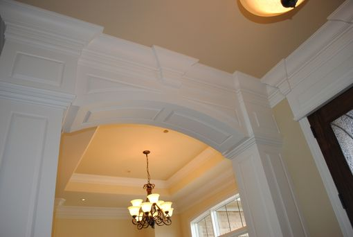 Custom Made Beams And Columns