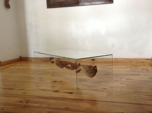 Custom Made Coffee Table/ Sculpture