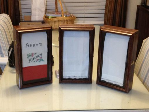 Custom Made Shadow Boxes