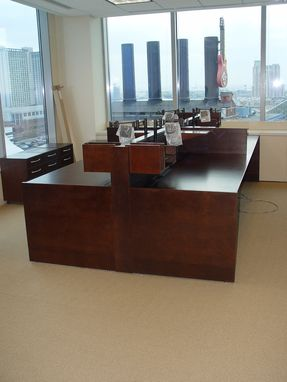 Custom Made Custom Made Four Position Trading Desk
