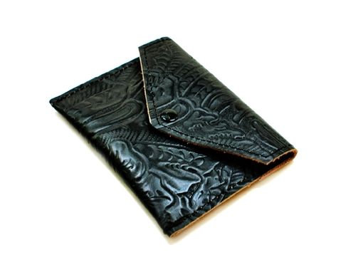 Custom Made Palermo Leather Envelope Wallet