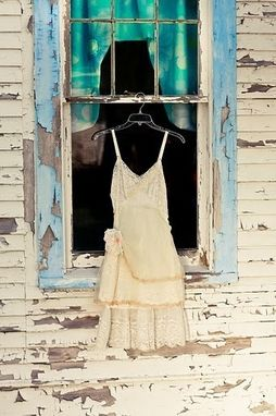 Custom Made Wedding Or Bridesmaid Dress- Seafoam And Roses