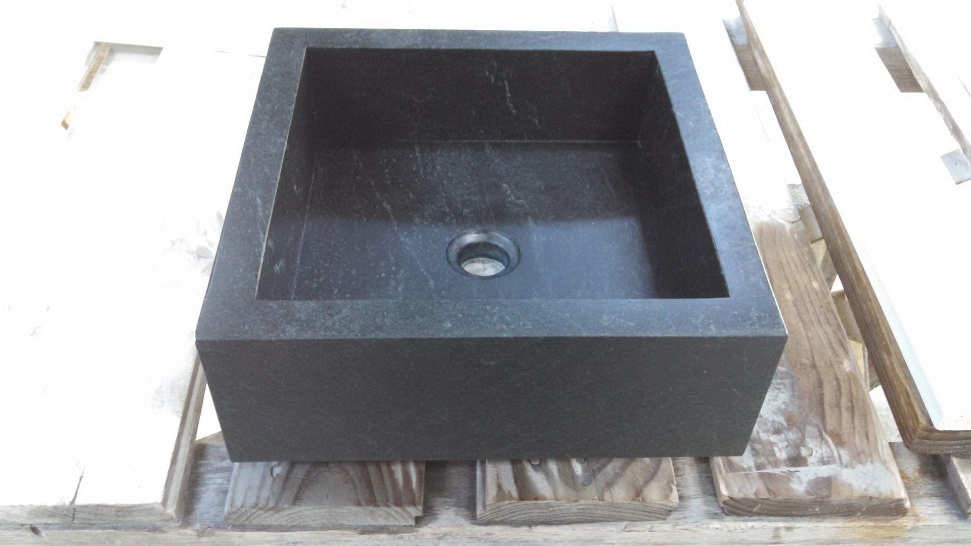 Bathroom square vessel sinks - Custom Made Square Vanity Vessel Sink