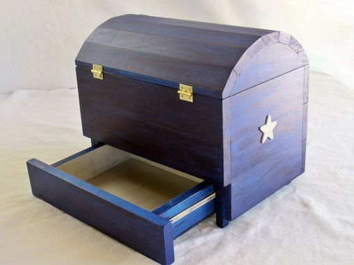 Custom Made Treasures And Secrets Box
