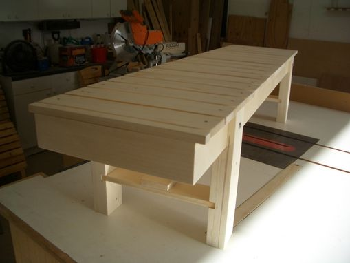 Custom Made Garden/Utility Bench