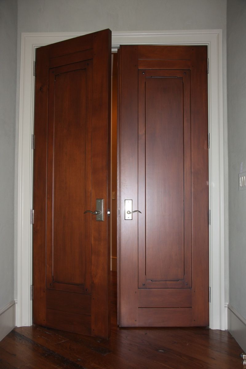 Hand Crafted Craftsman Mountain Home Doors by Appwood Doors ...