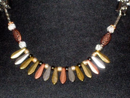 Custom Made Tri Colored Necklace