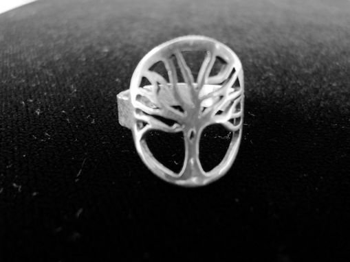 Custom Made Tree Of Life Ring