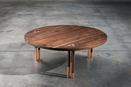Custom Made Canfield Coffee Table