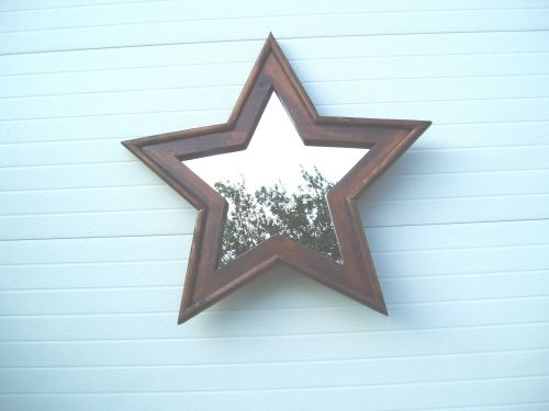 Custom Made 5 Pointed Star