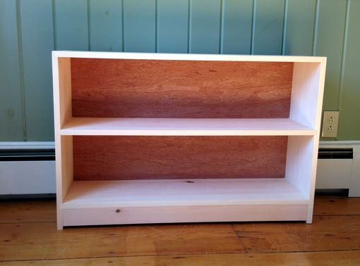 Custom Made Small Bookcase