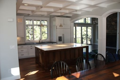 Custom Made Luxury American Country Kitchen