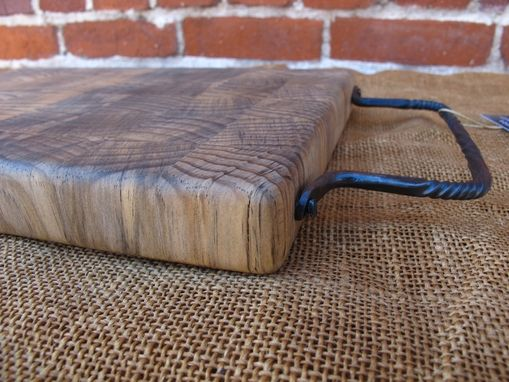 Custom Made Italian Stone Pine Cutting Board