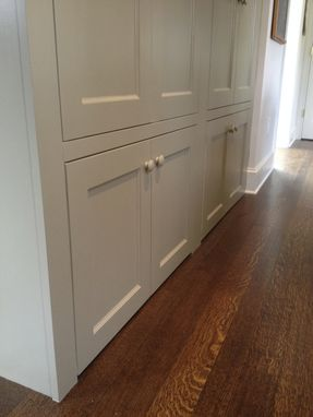 Custom Made Pantry Closet
