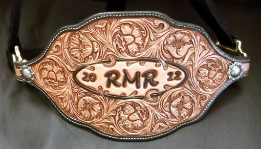 Custom Made Custom Leather Bronc Halters