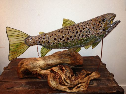 Custom Made Brown Trout