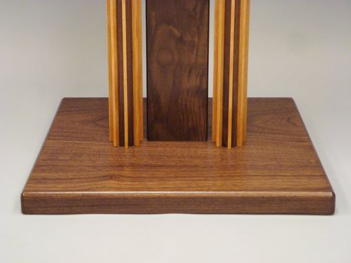 Custom Made Pedestal Style Podium