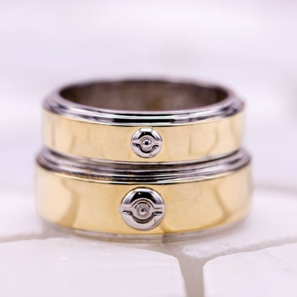 sapphire titanium bands new of nerdy at monster and decoration ring rings wedding elegant mens exclusive archives grace nerd