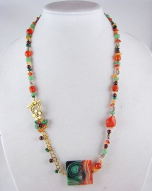Custom Made Changing Seasons Necklace