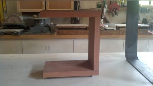 Custom Made Small End Table