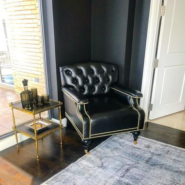 Custom Made King Edward Chair