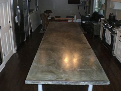 Custom Made Counter Top