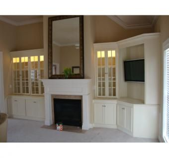 Custom Made Formal Entertainment Center