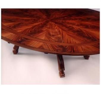 Custom Made Art Nouveau Dining Table