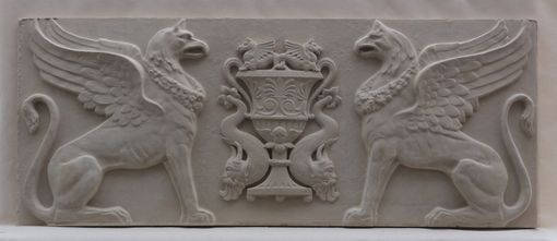 Custom Made Stone Carvings
