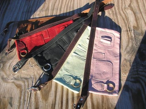 Custom Made Child's Leather Tool Belt