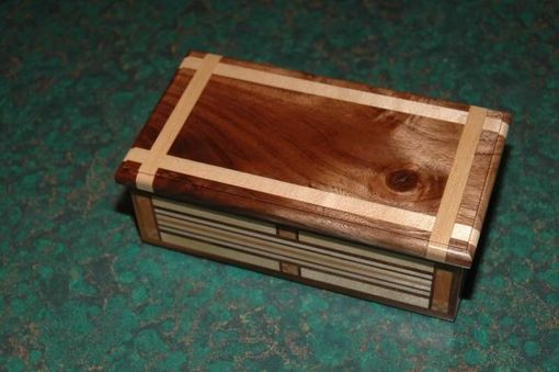 Custom Made Inlaid Box