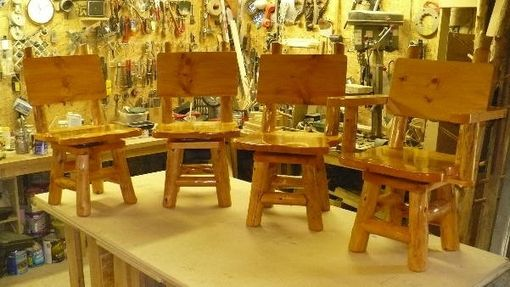 Custom Made Chairs And Barstools
