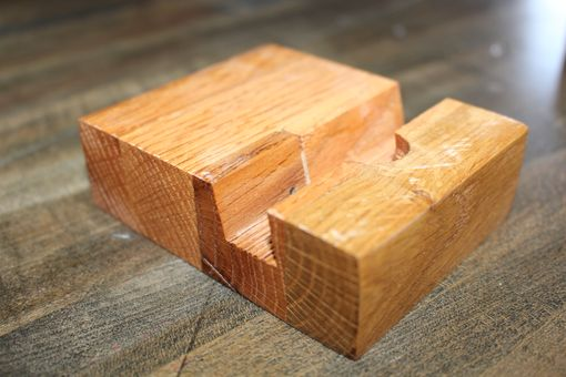 Custom Made Reclaimed Wood Business Card Holders