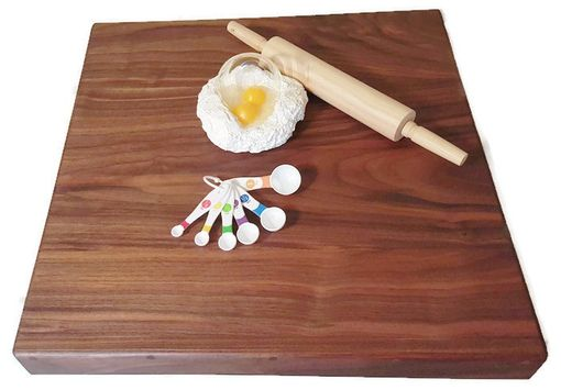 Custom Made Pastry Board