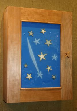 Custom Made Star Cabinet