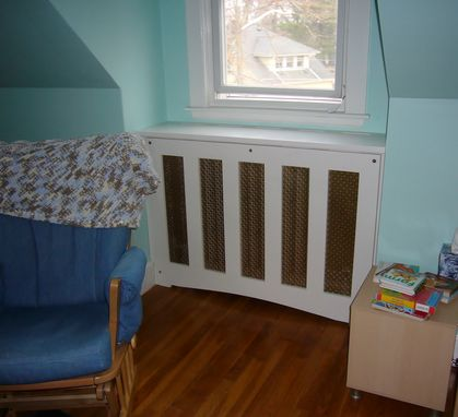 Custom Made Radiator Enclosure And Cover