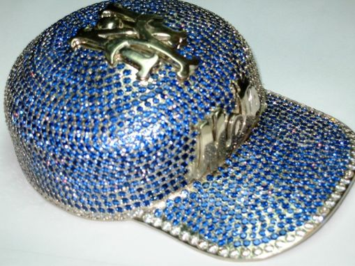 Custom Made Bling Jewelry, Figurines And Sculptural Designs
