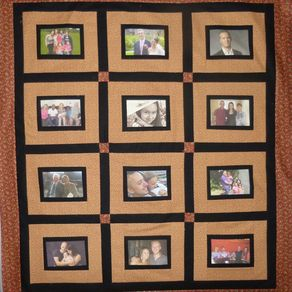 Custom Quilts Personalized Quilts Custommade Com