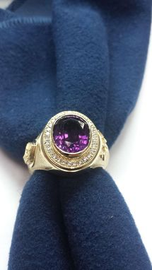 Custom Made Custom Signet Ring