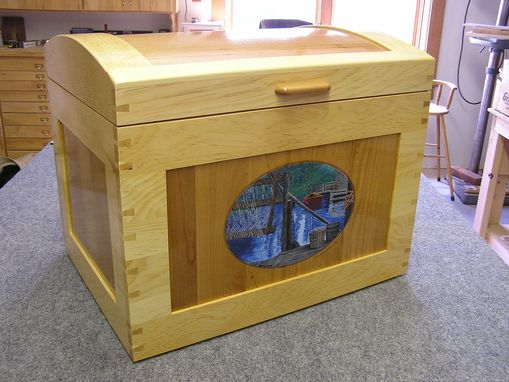 Custom Made Chest