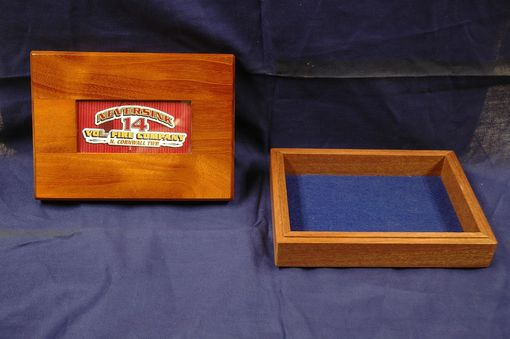 Custom Made Memory Box