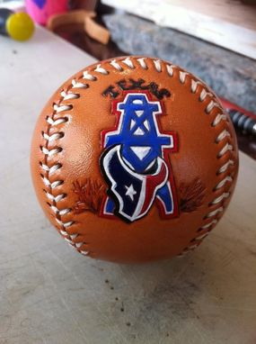 Custom Made Custom Baseball
