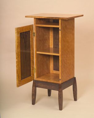 Custom Made Cabinet On A Stand