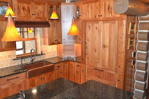 Custom Made Custom Kitchen Casework