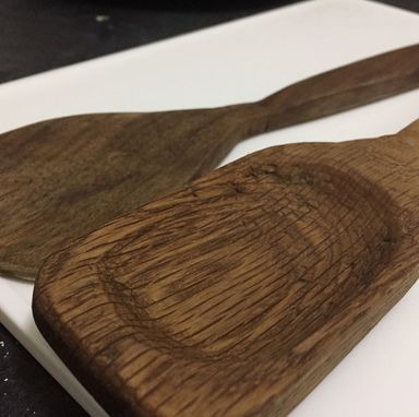 Custom Made Wooden Spoons And Spatulas