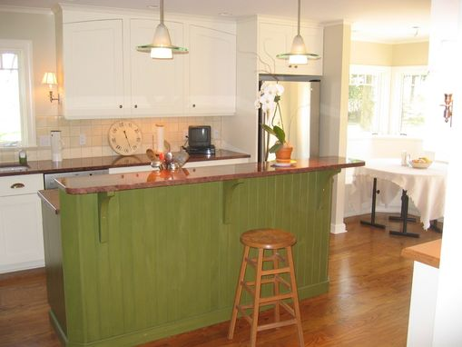 Custom Made Custom Kitchen Cabinets