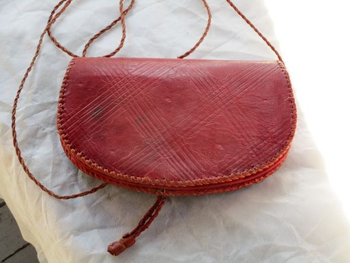 Custom Made Cross Body Ladies' Purse