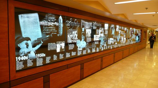 Custom Made Joe Di Maggio Regional Memorial Childrens Hospital, Hollywood, Fl
